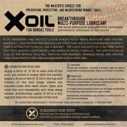 X Oil Tool Lubricant