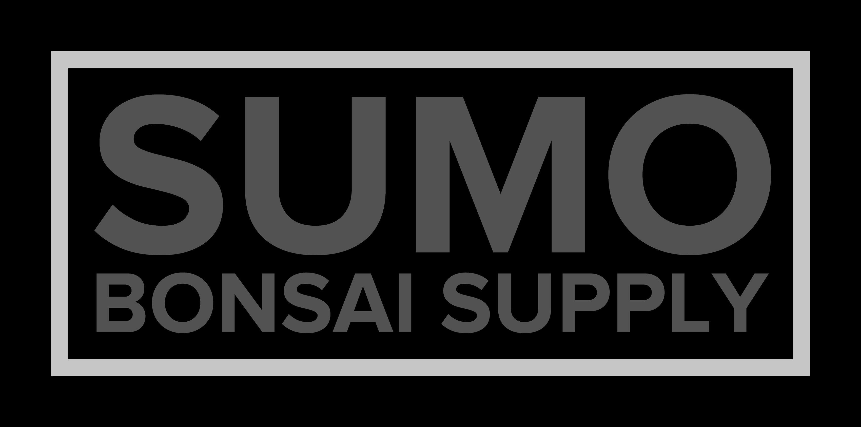 Sumo Bonsai Supply
